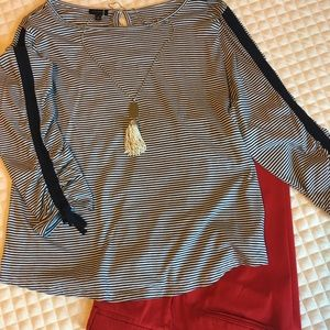 Talbot's knit shirt